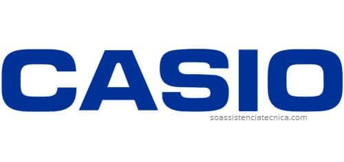 Download de manuais e software Casio