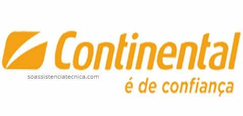 Logo Continental é de confiança, encontrar assistência técnica Continental