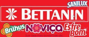 Assistência técnica Bettanin autorizada Noviça, Esfrebom, Brilhus, Sanilux