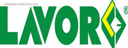 Logo da Lavor, assistência técnica Lavor