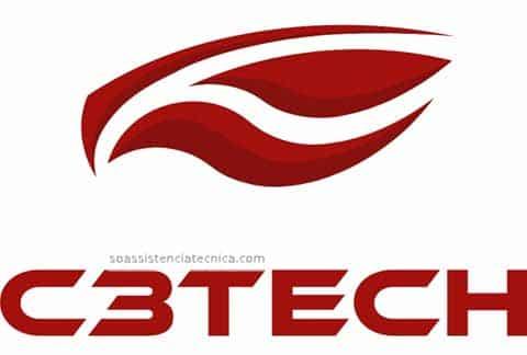 Logo C3Tech, Assistência Técnica C3 Tech