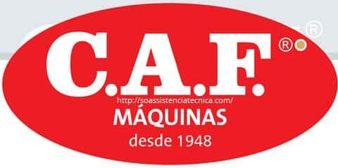Assistência técnica CAF Máquinas