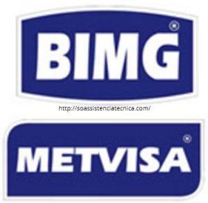 Assistência técnica Bimg Brasil Metvisa