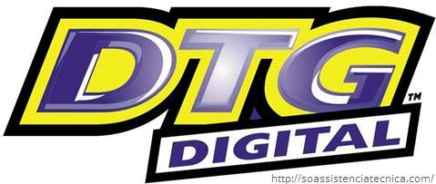 Download de manuais DTG Digital