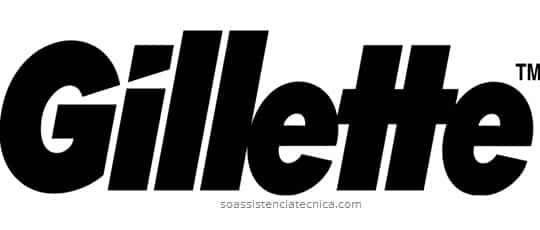 Assistência técnica Gillette