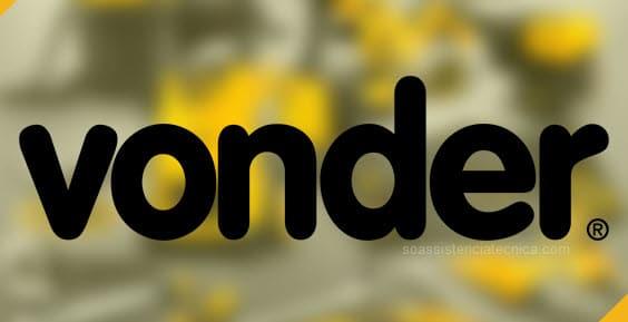 Como posso fazer download de manuais Vonder?